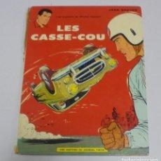 Cómics: LES EXPLOITS DE MICHEL VAILLANT. LES CASSE-COU. JEAN GRATON. SEPTIEMBRE 1964. EDITIONS DU LOMBARD. Lote 114754447