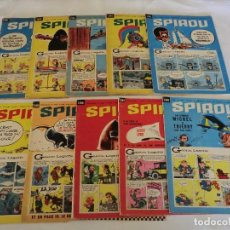 Cómics: JOURNAL SPIROU Nº 1380 1384 1386 1388 1390 1391 .AÑO 27/1964.Nº1395 1396 1397 1398. AÑO 28/ 1965 . Lote 114774323
