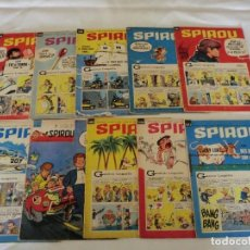 Cómics: JOURNAL SPIROU Nº 1399 1400 1401 1403 1404 1406 1407 1409 1410 1411. AÑO 28/ 1965. Lote 114775287