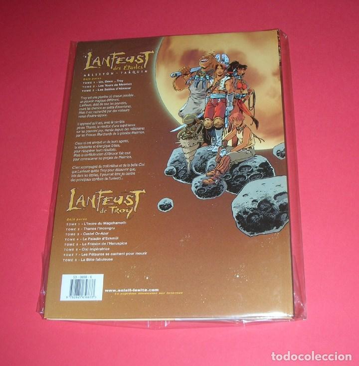 Cómics: Lanfeust des Étoiles,Tome 3 Les sables dAbraxar, 49 Pages. 2004 . STRICTEMENT NEUF . NUEVO - Foto 2 - 114850759