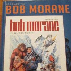 Cómics: BOB MORANE--LES DENTS DU TIGRE --1. Lote 115120519