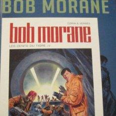 Cómics: BOB MORANE--LES DENTS DU TIGRE --2. Lote 115120799