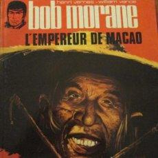 Cómics: BOB MORANE--L ´EMPEREUR DE MACAO. Lote 115122019