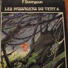 Cómics: F. BOURGEON--L ´HEURE DU SERPENT. Lote 115122307