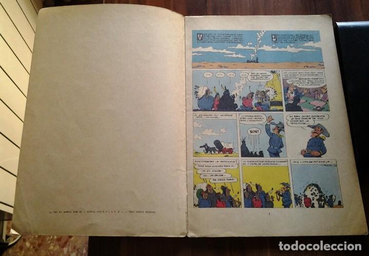 Cómics: LUCKY LUKE RUEE SUR LOKLAHOMA ED 1965 DUPUIS,MORRIS-GOSCINY.BELGICA - Foto 3 - 115290811