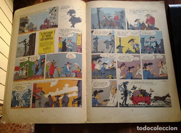 Cómics: LUCKY LUKE RUEE SUR LOKLAHOMA ED 1965 DUPUIS,MORRIS-GOSCINY.BELGICA - Foto 4 - 115290811