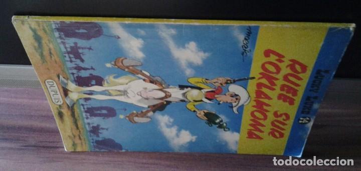 Cómics: LUCKY LUKE RUEE SUR LOKLAHOMA ED 1965 DUPUIS,MORRIS-GOSCINY.BELGICA - Foto 5 - 115290811