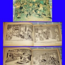 Cómics: GILES TIRAS DEL SUNDAY EXPRESS Y DAILY EXPRESS 1981 LONDON ORIGINAL EN INGLES . Lote 115741675