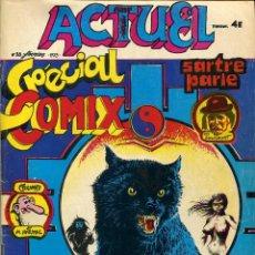 Cómics: ACTUEL Nº28. Lote 115909655