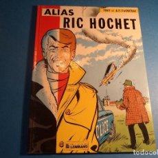 Cómics: ALIAS RIC HOCHET. EDITIONS DU LOMBARD. EN FRANCES. (H-2). . Lote 116256999