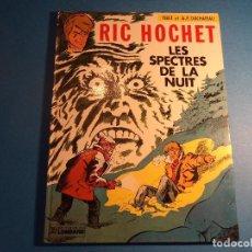 Cómics: RIC HOCHET. LES SPECTRES DE LA NUIT. EDITIONS DU LOMBARD. EN FRANCES. (H-2). . Lote 116257499