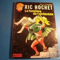 Cómics: RIC HOCHET. LE FANTOME DE L'ALCHIMISTE. DARGAUD. EN FRANCES. (H-2). . Lote 116259443