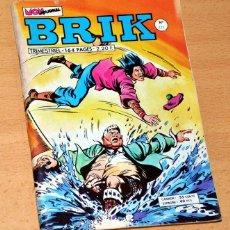 Cómics: EL CORSARIO DE HIERRO EN FRANCÉS - BRIK Nº 171 - OCTUBRE 1975 - PORTADA CORSARIO DE HIERRO. Lote 117379863