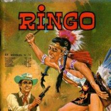Cómics: EL SHERIFF KING EN FRANCÉS - RINGO - Nº 16- FRANCIA 1972. Lote 118977031