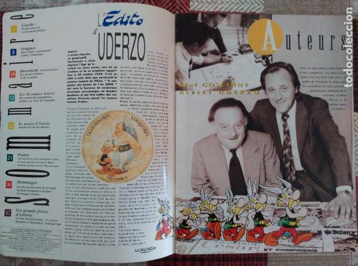 "Cómics: ASTERIX. ESPECIAL 35 ANIVERSARIO. JOURNAL EXCEPTIONNEL. ""ÇA, C'EST UN ANNIVERSAIRE!"" 1994 - Foto 2 - 119287427"