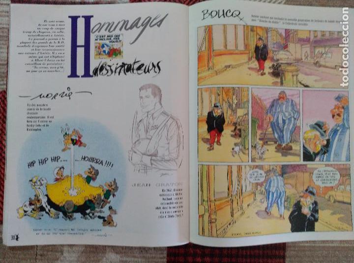 "Cómics: ASTERIX. ESPECIAL 35 ANIVERSARIO. JOURNAL EXCEPTIONNEL. ""ÇA, C'EST UN ANNIVERSAIRE!"" 1994 - Foto 5 - 119287427"