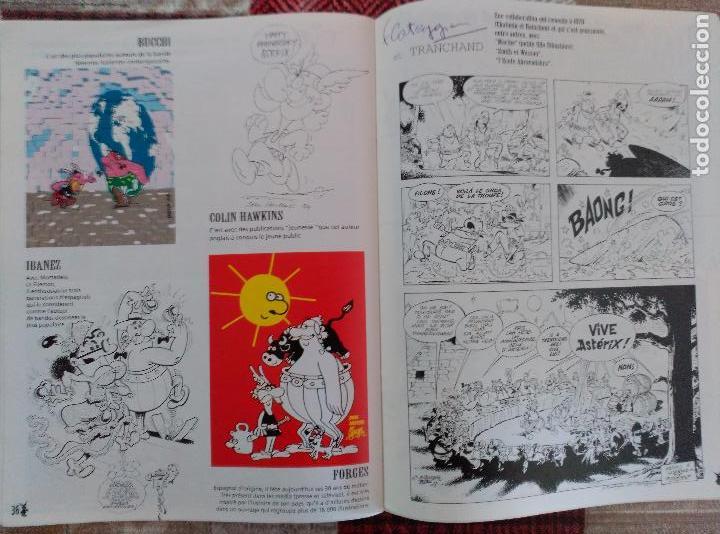 "Cómics: ASTERIX. ESPECIAL 35 ANIVERSARIO. JOURNAL EXCEPTIONNEL. ""ÇA, C'EST UN ANNIVERSAIRE!"" 1994 - Foto 6 - 119287427"