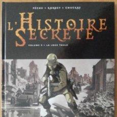Cómics: L'HISTOIRE SECRETE EDITORIAL DELCOURT TOMO 9 LA LOGE THULÉ. Lote 119469119