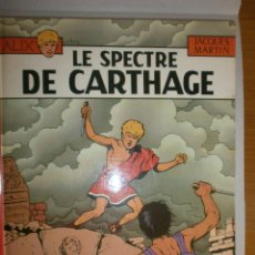 Cómics: ALIX ' LE SPECTRE DE CARTAGHE '. Lote 120432819