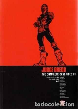JUDGE DREDD: THE COMPLETE CASE FILES VOL 1 (Tebeos y Comics - Comics Lengua Extranjera - Comics Europeos)