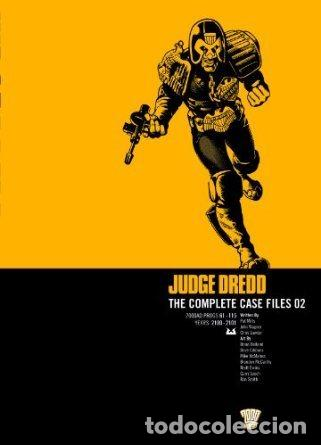 JUDGE DREDD: THE COMPLETE CASE FILES VOL 2 (Tebeos y Comics - Comics Lengua Extranjera - Comics Europeos)