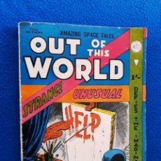 Cómics: OUT OF THIS WORLD # 1 - EDICIÓN INGLESA (STEVE DITKO). Lote 120814099