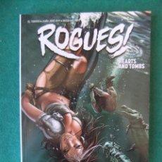 Cómics: ROGUES TOMO EN INGLES EDITORIAL AMIGO. Lote 120900315