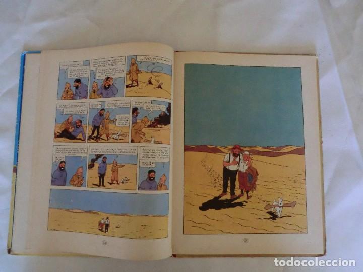 Cómics: LES AVENTURES DE TINTIN LE CRABE AUX PINCES D´OR. ED. 1957 B23 Casterman.Hergé.Francia.. - Foto 6 - 121234207
