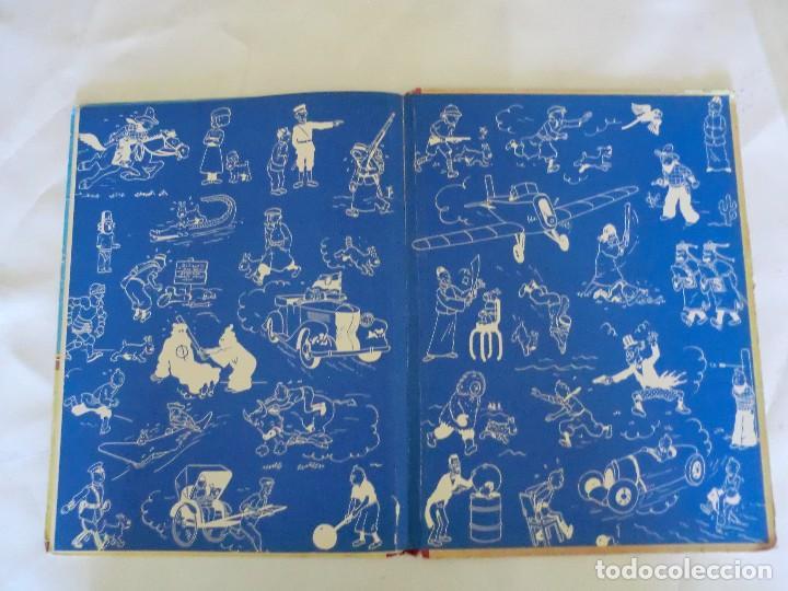 Cómics: LES AVENTURES DE TINTIN LE CRABE AUX PINCES D´OR. ED. 1957 B23 Casterman.Hergé.Francia.. - Foto 10 - 121234207