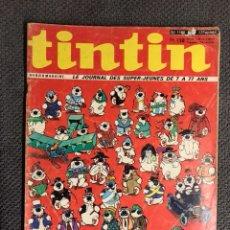 Cómics: TINTÍN. ORIGINAL FRANCÉS. HEBDOMADAIRE NO.1166 (A.1971). Lote 121486306