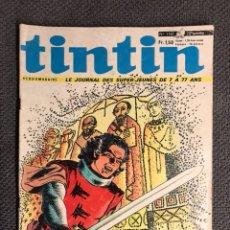 Cómics: TINTÍN. ORIGINAL FRANCÉS. HEBDOMADAIRE. NO.1167 (A.1971). Lote 121486348
