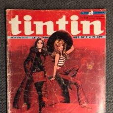 Cómics: TINTÍN. ORIGINAL FRANCÉS. HEBDOMADAIRE. NO.1170 (A.1971). Lote 121486427