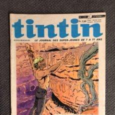 Cómics: TINTÍN. ORIGINAL FRANCÉS. HEBDOMADAIRE. NO.1172 (A.1971). Lote 121486694