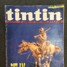 Cómics: TINTÍN. ORIGINAL FRANCÉS. HEBDOMADAIRE NO.1173 (A.1971). Lote 121487783