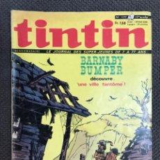 Cómics: TINTIN. ORIGINAL FRANCÉS. HEBDOMADAIRE NO. 1177 (A.1971). Lote 121488207