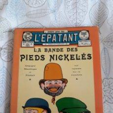 Cómics: LA BANDERA DES PIEDS NICKELÉS.. Lote 121497320
