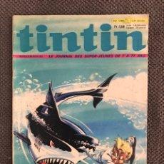 Cómics: TINTÍN. ORIGINAL EN FRANCÉS. HEBDOMADAIRE NO. 1189 (A.1971). Lote 121519059