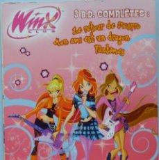 Comics : LIBRO INFANTIL EN FRANCES: WINX CLUB LOTE Nº149. Lote 146951285