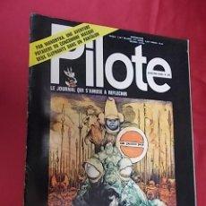 Comics : PILOTE. Nº 688. LE JOURNAL QUI S´AMUSE A REFLECHIR. EN FRANCES. Lote 122825687