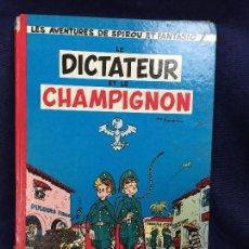 Cómics: LAS AVENTURAS DE SPIROU Y FANTASIO Nº 7 LE DICTATEUR ET LE CHAMPIGNON DUPUIS FRANCIA 1966. Lote 122835599