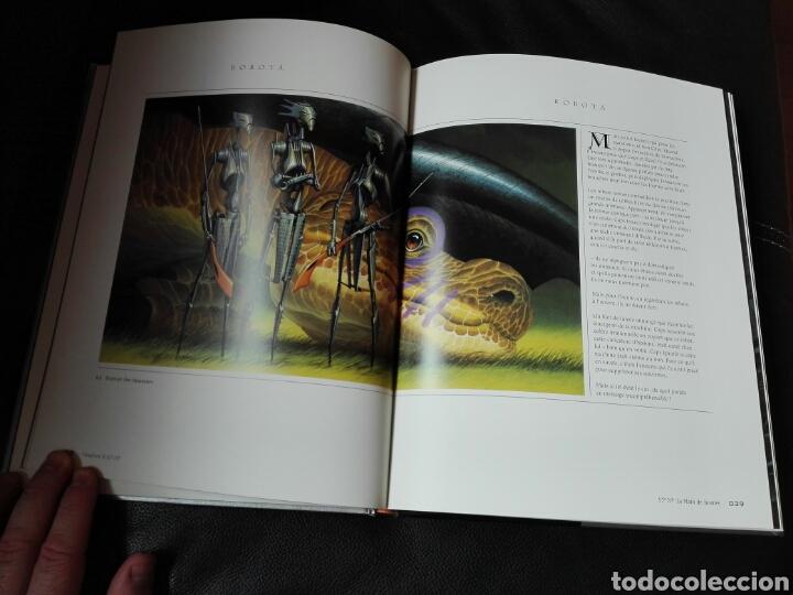 Cómics: Robota. Cómics. Novela gráfica. Doug Chiang. Orson Scott Card. Seouil Chronicle. 1 edición. Francés - Foto 3 - 123193066