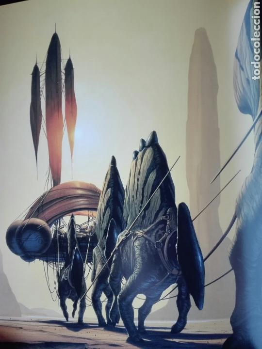 Cómics: Robota. Cómics. Novela gráfica. Doug Chiang. Orson Scott Card. Seouil Chronicle. 1 edición. Francés - Foto 2 - 123193066