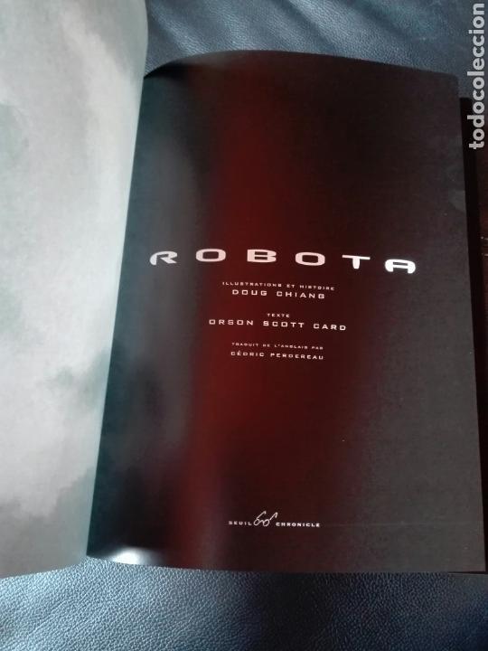 Cómics: Robota. Cómics. Novela gráfica. Doug Chiang. Orson Scott Card. Seouil Chronicle. 1 edición. Francés - Foto 4 - 123193066