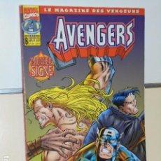 Comics : AVENGERS PREMIER SIGNE Nº 8 - MARVEL FRANCE EN FRANCES. Lote 125122699