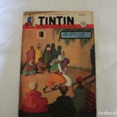 Cómics: TINTIN LE JOURNAL DE JEUNES DE 7 A 77 ANS.6º ANNÉE 1951 Nº 36.ED.BELGA. Lote 125385479