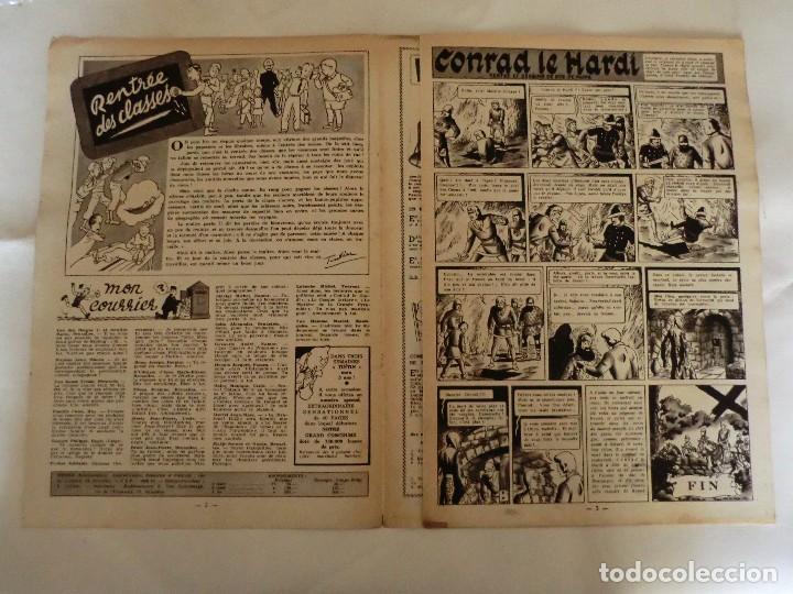 Cómics: TINTIN LE JOURNAL DE JEUNES DE 7 A 77 ANS.6º ANNÉE 1951 Nº 36.ED.BELGA - Foto 2 - 125385479