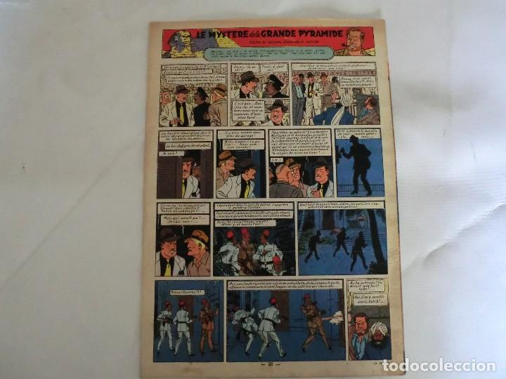 Cómics: TINTIN LE JOURNAL DE JEUNES DE 7 A 77 ANS.6º ANNÉE 1951 Nº 36.ED.BELGA - Foto 3 - 125385479