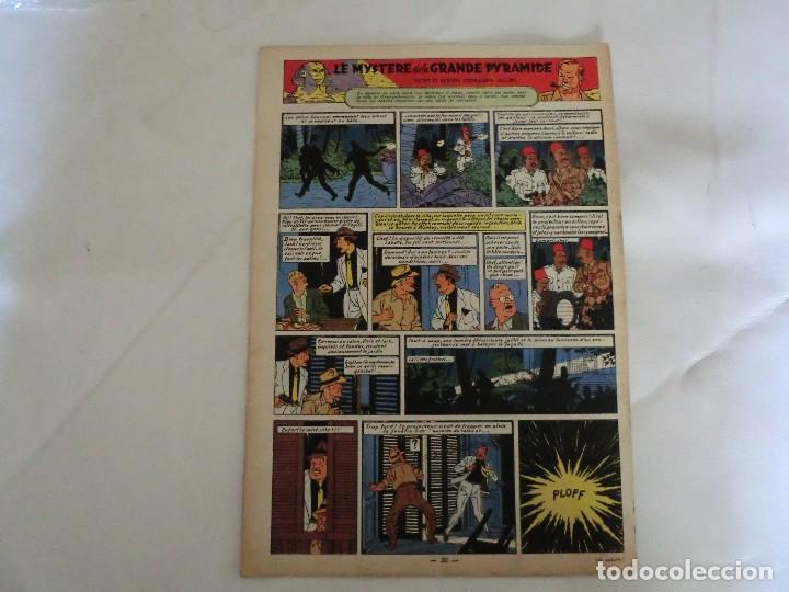 Cómics: TINTIN LE JOURNAL DE JEUNES DE 7 A 77 ANS.6º ANNÉE 1951 Nº 37 .ED.BELGA - Foto 2 - 125385763
