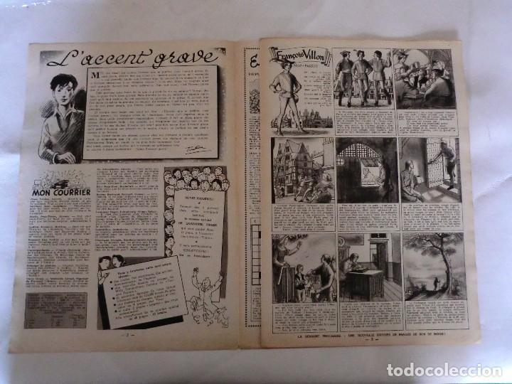Cómics: TINTIN LE JOURNAL DE JEUNES DE 7 A 77 ANS.6º ANNÉE 1951 Nº 37 .ED.BELGA - Foto 3 - 125385763
