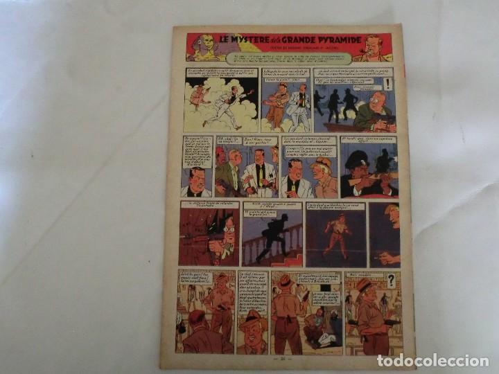 Cómics: TINTIN LE JOURNAL DE JEUNES DE 7 A 77 ANS.6º ANNÉE 1951 Nº 38 .ED.BELGA - Foto 2 - 125386039